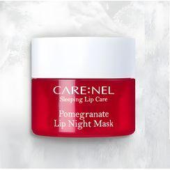 CARE:NEL - Pomegranate Lip Night Mask
