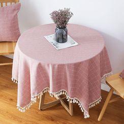 iMpressee(インプレッセ) - Tassel Trim Tablecloth