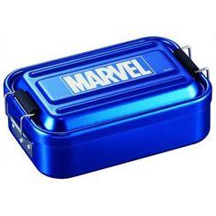 Skater - MARVEL Aluminium Lunch Box 600ml (Blue)