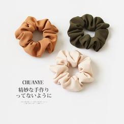 Kawano - 純色布藝髮圈