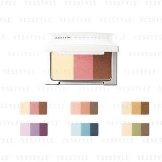 ACSEINE - Face Color Eye Shadow - 6 Types