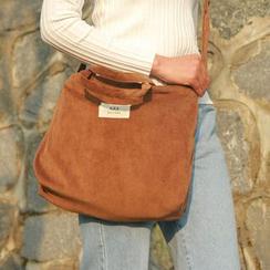 Ms Bean - Corduroy Shoulder Bag