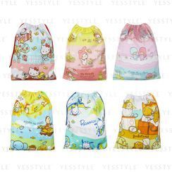 Sanrio - Drawcord Big Bag - 7 Types