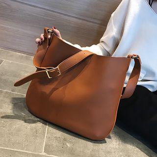 Nautilus Bags(ノーチラスバッグス) - Set: Tote Bag + Clutch