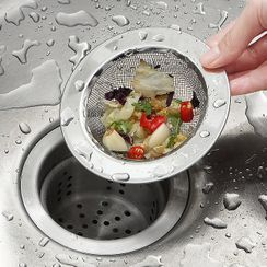 Porcini - Stainless Steel Sink Strainer