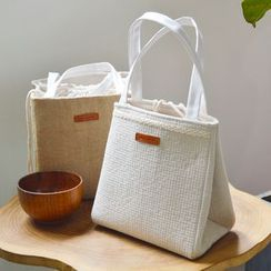 Hyole - Thick canvas insulation lunch bag
