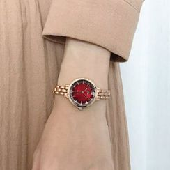 Moska - 純色帶式手錶