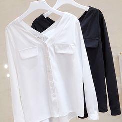 Donnae - Plain Shirt