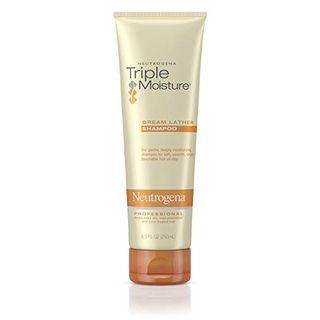 Neutrogena - Triple Moisture Cream Lather Shampoo
