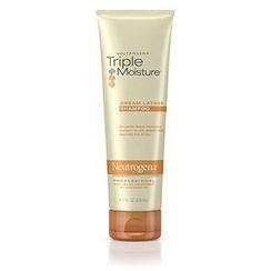 Neutrogena - Triple Moisture Cream Lather Shampoo