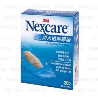 3M - Nexcare 防水透气胶布