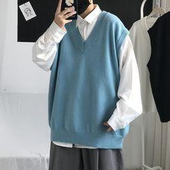 WidoWilder - Plain Knit Vest