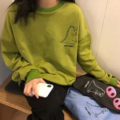 Gilmort - Printed Pullover
