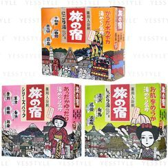 Kracie - Tabinoyado Hot Spring Series Bath Salt Set - 3 Types