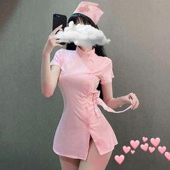 Wild Cat - Nurse Lingerie Costume Set