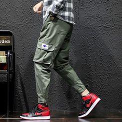 Kieran - Cargo Harem Pants