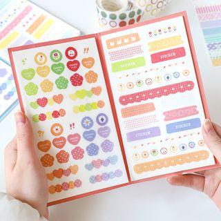 Nurburg - Sticker (various designs)