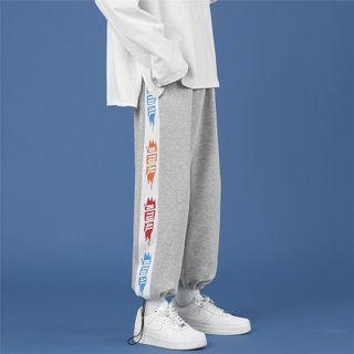 ChouxChic - 弹簧绳运动裤
