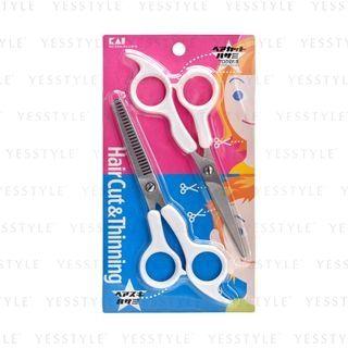 KAI - Hair Cut & Thinning Scissors Set