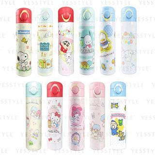 Sanrio - Stainless Steel Bottle 350ml - 11 Types