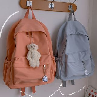 BANGGIRL - Nylon Backpack