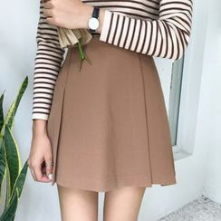 Shopherd - 純色裙褲