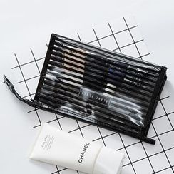 Evorest Bags - Striped Zip Pouch