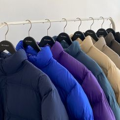 Seoul Homme(ソウルオム) - Boxy Padded Jacket in 10 colors