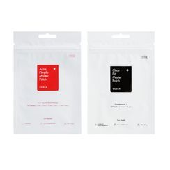 COSRX - Value Pack - Acne Pimple Master Patch + Clear Fit Master Patch