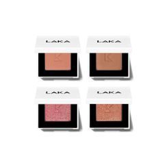 LAKA - Just Eyeshadow - 15 Colors