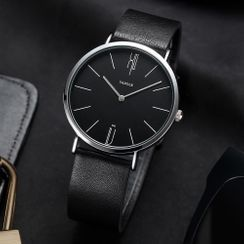 YAZOLE(ヤゾール) - Minimalist Thin Quartz Wrist Watch
