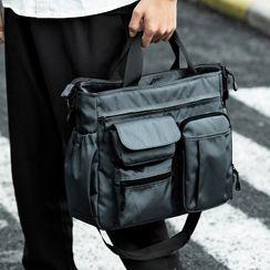 Moyyi - Top Handle Utility Crossbody Bag
