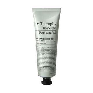 Pyunkang Yul - A Therapy Hand Cream (Garden Mint) 75ml