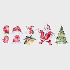 Tattoofield - Christmas Waterproof Temporary Tattoo