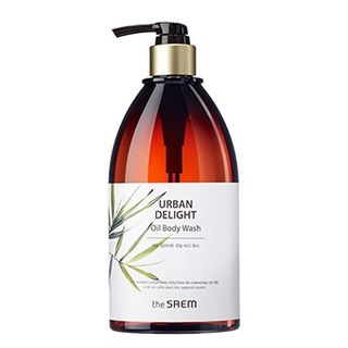 The Saem - Urban Delight Oil Body Wash 400ml