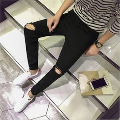 Gonzalito - Ripped Skinny Jeans