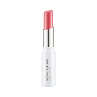 NATURE REPUBLIC - Glossy Lipstick (#05 Pink Carat)