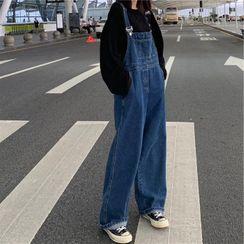 Astarte - Denim Jumper Pants
