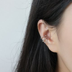 Phoenoa - 925 Sterling Silver Ear Cuff (Various Designs)