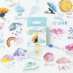 Ballyway - Sticker Set