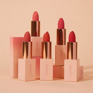 Peach C - Easy Matte Lipstick - 5 Colors