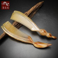 Woodiland - Horn Hair Comb