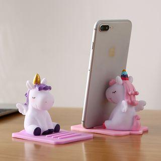 Showroom - Plastic Unicorn Mobile Stand