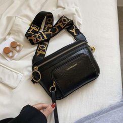 Studio Sophista - Printed Strap Sling Bag