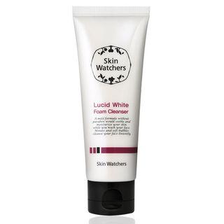Skin Watchers - Lucid White Foam Cleanser 100ml