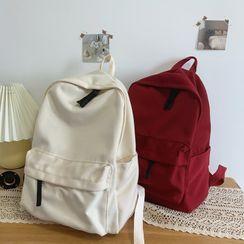 CHIN CHIN - Plain Backpack