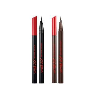 CLIO - Superproof Brush Liner - 2 Colors