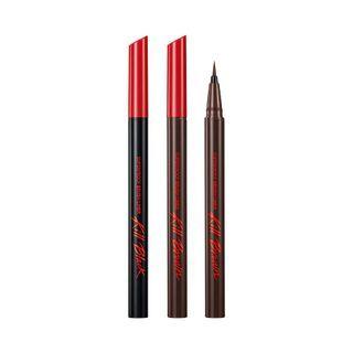 CLIO - Superproof Brush Liner - 2 Colors