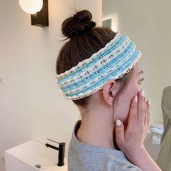 Tamiko - Woven Facial Headband