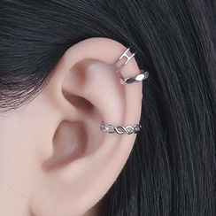 CatSoul(キャットソウル) - Alloy Cuff Earring (various designs)
